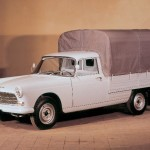 Peugeot 404 Pick-Up 1970 Bosch Rhein-Berg Motorsport