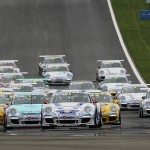 Porsche Carrera Cup 2011 Spielberg Red Bull Ring