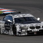 BMW M3 DTM Lausitzring 2011 Testtag Tests