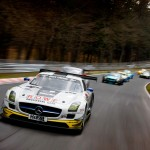 Mercedes-Benz SLS AMG GT3 Team Rowe Racing