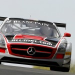 FIA GT1 WM Mercedes SLS Muennich All inkl