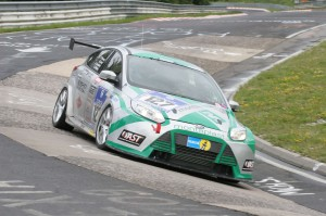 Woelflick Racing Ford Focus ST Lola