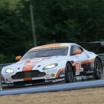 Aston Martin Le Mans 2012 Young Driver AMR