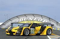 Dunlop Art Car 2012 Le Mans