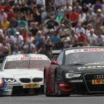 Motorsport: DTM 2012 4. Rennen Red Bull Ring Audi A5