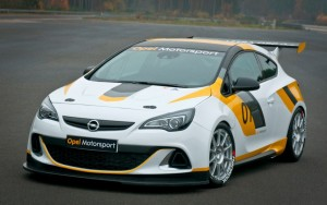 Opel Astra OPC Cup VLN