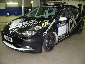 ICX-templant Racing Renault Clio Sport RS