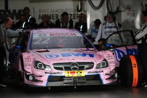 Lucas Auer - Mercedes AMG C63 DTM - 1. Poleposition | Foto: art-of-speed