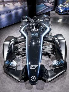 Mercedes-Benz EQ Formula E Team