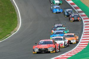 Race Weekend in Brands Hatch hat seine Sieger